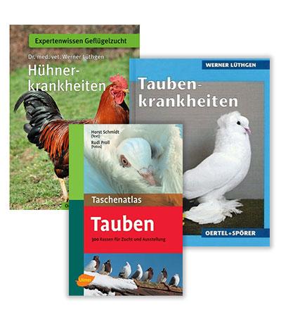 Fachbücher zur Geflügelzucht