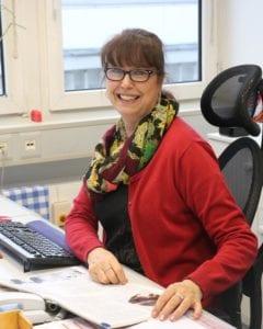 Jana Kohn - Redaktionsassistenz der  Geflügelzeitung