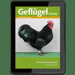 Das Digitalabo der Geflügelzeitung