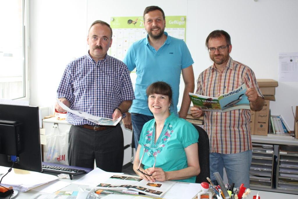 Redaktion der Gefluegelzeitung
