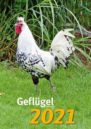 Titel Gefluegelzeitung_Bildkalender-2021
